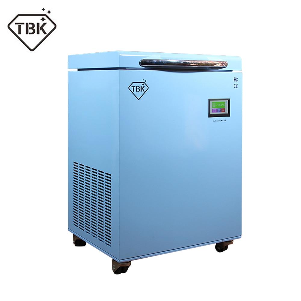 TBK 588 190C ЖК дисплей сенсорный экран морозильная разделительная машина ЖК панель морозильная камера для модернизации для мобильного телефон