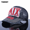 Casual baseball caps men sun hats unisex summer brand snapback cap adjustable patch truckers hat for women mesh gorras