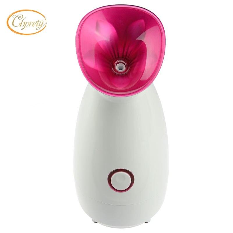 Chprety home skin care deep cleaning sauna beauty equipment facial steamer щетка deep care терапия 4d