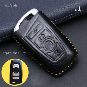 цена на car accessories key cover case araba aksesuar For bmw 3 Buttons 3 5 7 Series X1 X3 X4 X5 X6 ect. Smart Remote 3 Colors