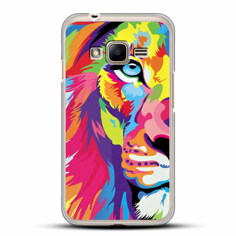 Fundas blandas de silicona para Samsung Galaxy J1 Mini Prime V2 J106F/DS J106B/DS J106H/DS SM-J106 bolsa de cubierta del alojamiento Fundas