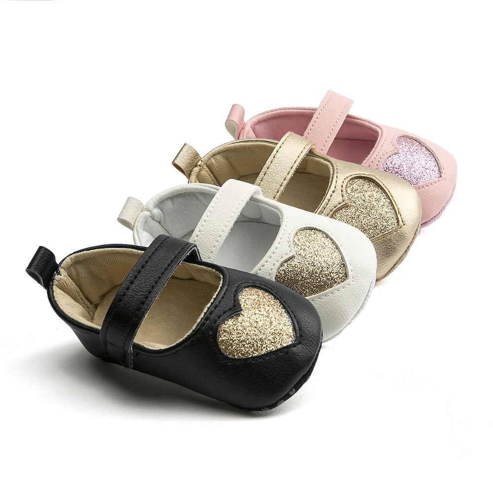 2018 Pu Leather Baby Girl Moccasins Moccs Shoes Lovely