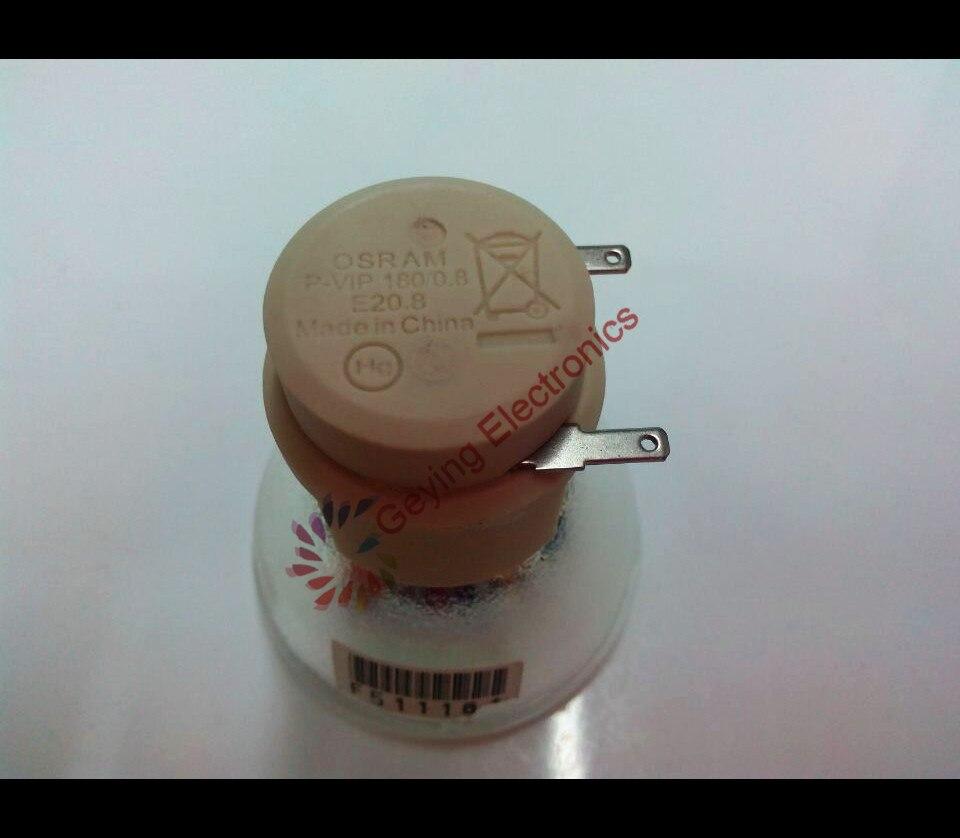 nackte Lampe des Originalprojektors POA-LMP133 / P-VIP 180 / 0.8 - Heim-Audio und Video