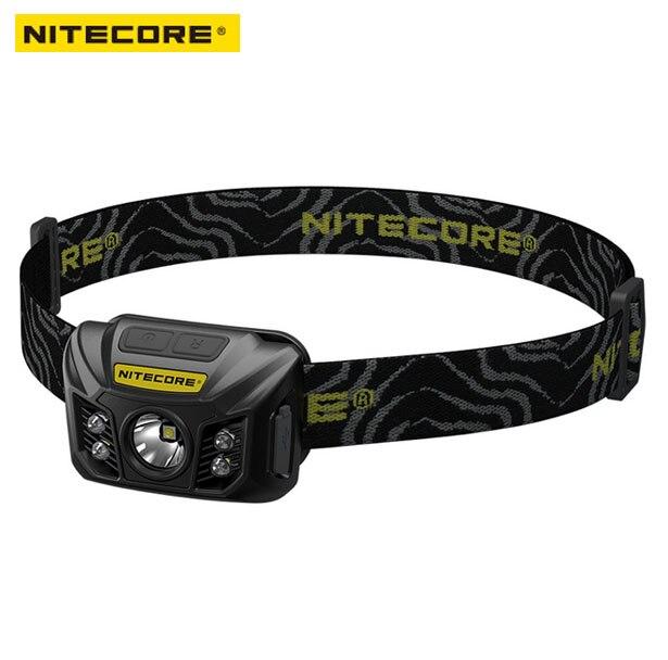 NITECORE NU30 400 lumens CREE XP-G2 S3 LED Phare Lampe de Poche Pour Gear High CRI Modèle Camping En Plein Air Lumière de Recherche