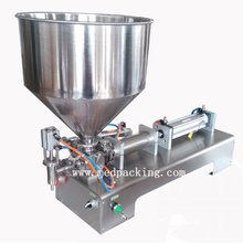 10-300ml Single Head Cream Shampoo Filling Machine Paste Filler GRIND