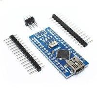 v3 0 Atmega328 Nano V3.0 CH340G Module For Arduino Electronics DIY KIT Atmega328P Development Board Mini USB 5V 16M Micro-controller (1)