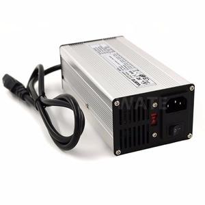 Image 5 - 51.1 V 7A Charger 44.8 V LiFePO4 Pin Sạc Thông Minh Sử Dụng cho 14 S 44.8 V LiFePO4 Pin High Power với Fan Nhôm Trường Hợp