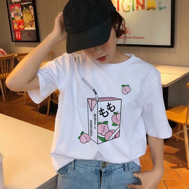 Peach Juice T Shirt...