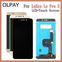 100% nouveau LCD d'origine pour LeTV Le Pro 3 écran tactile pour LeTV LeEco Le Pro 3 LCD Le Pro3 affichage Elite X720 X727 X722