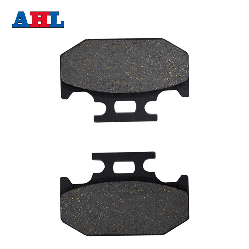 Motorcycle Rear Brake Parts Pads For KAWASAKI KX125 1989 1994 KDX125 KDX200 KDX250 KLX250KX500 KLX650 Motor Brake Disks #FA152|brake pads wholesale|brake pads and brake shoes|brake pads land rover - title=