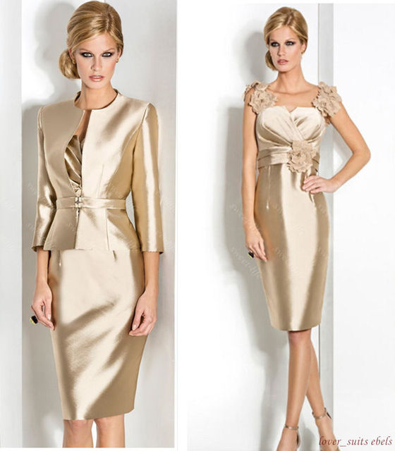 Bride and Groom Dress Suit