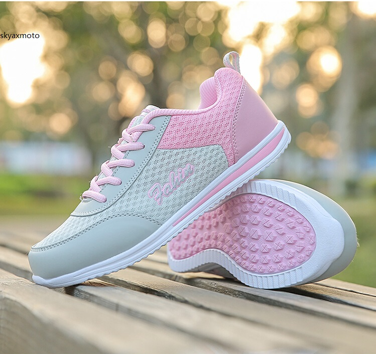 2017 Fashion Flats Women Trainers Breathable Sport Woman Shoes Casual Outdoor Walking Women Flats Zapatillas Mujer hot sale new fashion flats women trainers breathable sport woman shoes casual outdoor walking women flats zapatillas mujer 1608