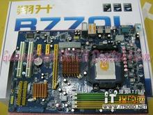 R770L support DDR3 AM3 938 independent large needle plate 770 motherboard