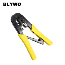multi-function Cable Crimper tool 6P 8P network pliers Hand Tools computer Wire Pliers Stripping, Thread Trimming portable 6p 8p network ethernet internet cable crimper plier tools crimping repair tools wire cutter cutting pliers hand tool