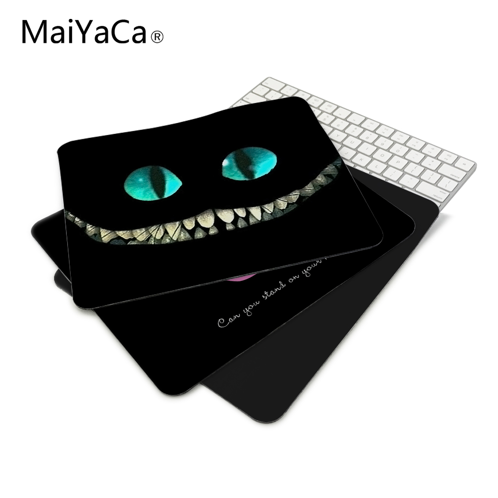 cheshire cat Mouse Pad Computer Gaming Mouse Pad 180mmX220mmx2mm Gamer Mouse Mats