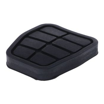 New 1 Pc Vehicle Car Foot Pedal Rubbers Brake Clutch Pads Protector Cover For Golf MK2 T4 C44 1983-1992 1984-1992 image