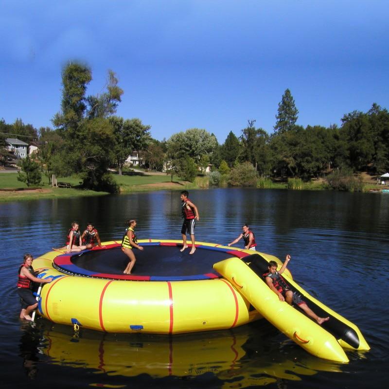Inflatable Water Trampoline Children's Water Park