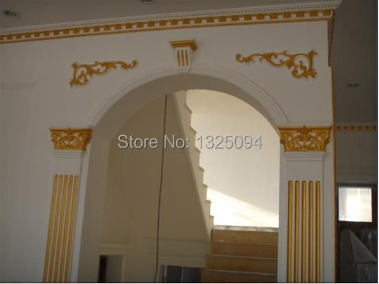 Chinese Clical Design Of Interior Decor Gypsum Cornice Moulding House Decoration Material On Aliexpress Alibaba Group