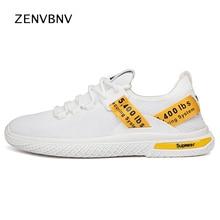 Zenvbnv New Men Sport Light Running Shoes Lace-up Cushioning Man Sneakers Breathable Outdoor Walking Jogging Soft Trekking