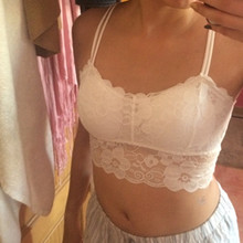 Lace bralette crop top RK