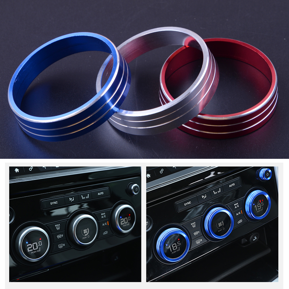 Candid Citall A/c Heater Climate Control Switch Panel Buttons Knobs Cover Trim Ring Fit For Mitsubishi Lancer Outlander Air-conditioning Installation Automobiles & Motorcycles