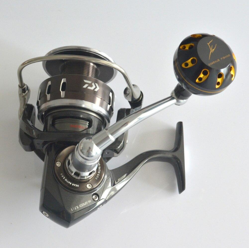 b889cccd062 Power Knob 45mm For Daiwa BG BG3000 3500 4500 4500 5000 6500 8000 Drill  Fitment, Shimano B Daiwa L Direct Fitment-in Fishing Reels from Sports ...