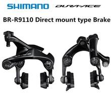 SHIMANO DURA ACE BR R9110 doğrudan montaj tipi fren kaliper R9110 yol bisikletleri fren kaliper R9110 F R9110 R R9110 RS