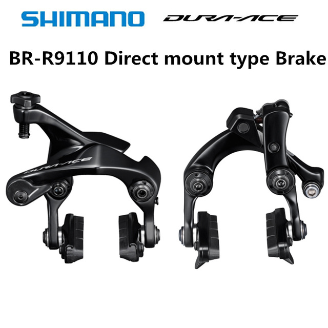 Shimano DURA ACE BR R9110 Direct Mount Type Remklauw R9110 Road Fietsen Remklauw R9110 F R9110 R R9110 RS