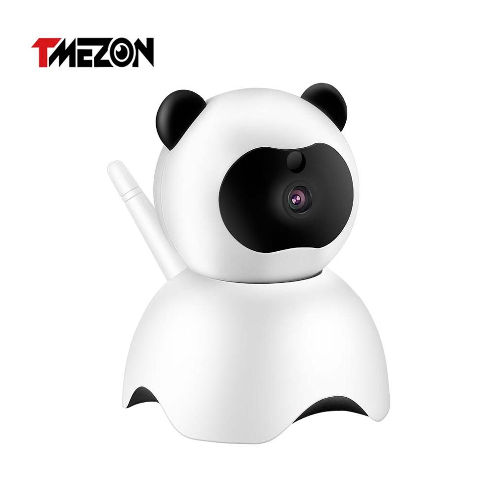TMEZON WIFI Baby Monitor Smart HD 1080P Camera with IP Network Motion Detection Audio Video Record