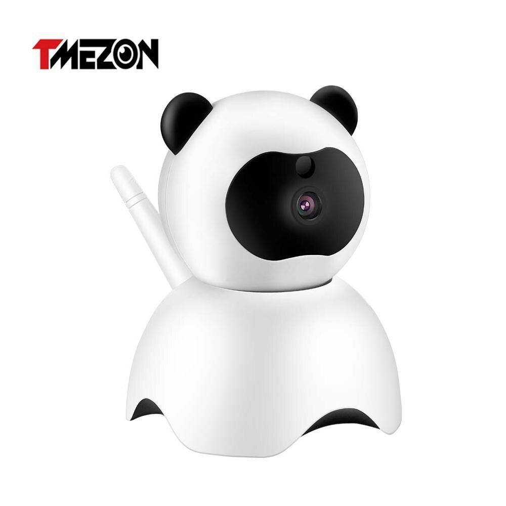 TMEZON WIFI bébé moniteur intelligent HD 1080 P caméra avec IP réseau détection de mouvement Audio vidéo enregistrement sécurité sans fil bébé caméra