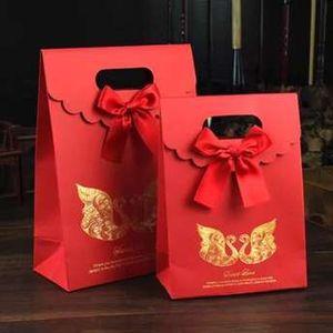 Image 2 - 20 sztuk/partia ślub mix wzór pudełka cukierków pudełka pudełka Wedding Party Favor prezent torba na wesele dom przeprowadzka