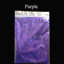 Collorful glitter purple applied in printing ink paint cosmetics plastic leather handicrafts ornaments toys coating