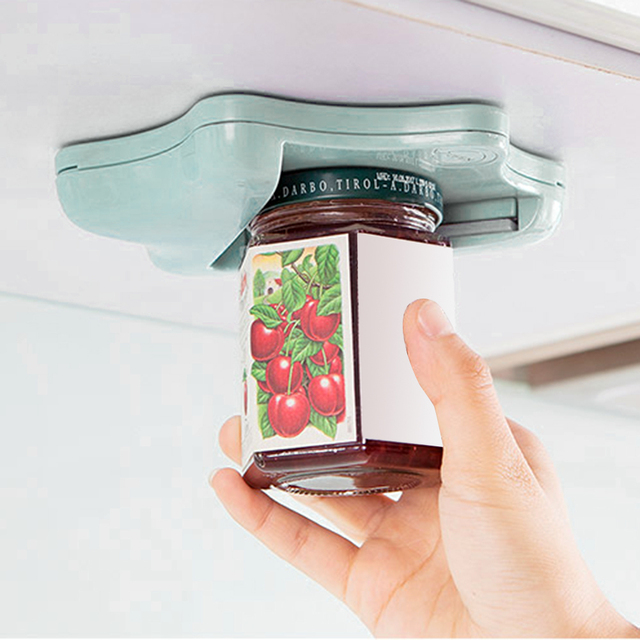 wall mounted bottle opener hexagonal household bottle opener bar