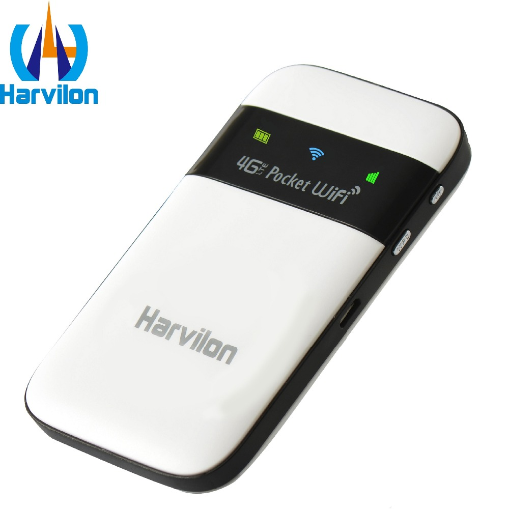 Unlocked Harvilon Mf75 150mbps 4g Lte Wifi Wireless Router