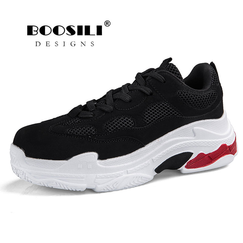 Zapatillas Hombre 2019 Men's Casaul Shoes Wear resisting Antiskid Mens Trainers Goose Star Breathe Slipony Small Bee Soft Sole