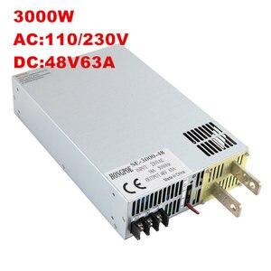 Image 2 - 110/220/380VAC 1500 واط ~ 8000 واط 48 فولت امدادات الطاقة 48 فولت 0 5 فولت التناظرية إشارة التحكم AC DC عالية الطاقة 0 48 فولت قابل للتعديل السلطة DC48V