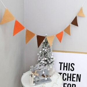 Image 4 - Banderines grises y blancos de calidad, pancarta de banderines para boda/Día de San Valentín/Cumpleaños, banderas de fiesta, guirnalda colgante, suministros de decoración