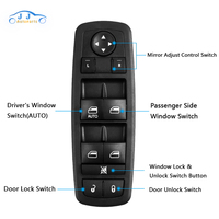 YAOPEI NEW Master Power Window Door Lock Switch For Dodge Journey Liberty Nitro 4602632AG