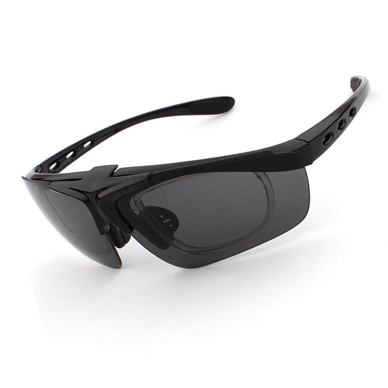 New Fashion Men Polarized UV 400 Clip-on Flip-up Driving Glasses Sunglasses EV