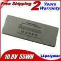 """JIGU MA472 MA701 A1185 MA566 Laptop Battery For apple MacBook 13"""" A1181 MA566FE/A MA566G/A MA566J/A Black"""