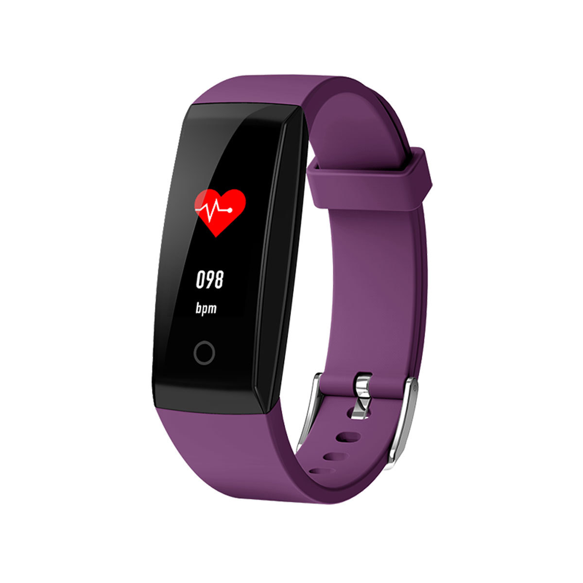 Fashion Led Smart Watch Stainless Steel Women Sport Intelligent Touch Screen Digital Clock New Waterproof Heart Rate With Usb new fashion silica gel electronic digital touch screen led watch
