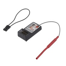 Mini FlySky FS-R6B 2.4Ghz 6CH RC Receiver Transmitter Remote Control Parts