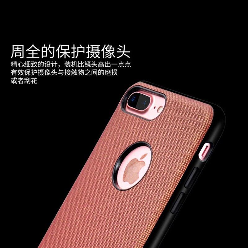untuk kasus telepon IPhone7 pola kain kasus kulit fashion semua - Aksesori dan suku cadang ponsel - Foto 2