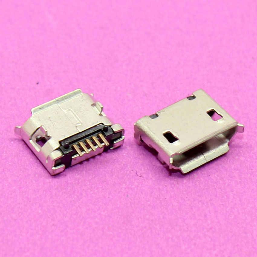 YuXiยาวเข็ม5PINไมโครพอร์ตUSBชาร์จเชื่อมต่อแจ็ค, 5.9มิลลิเมตร