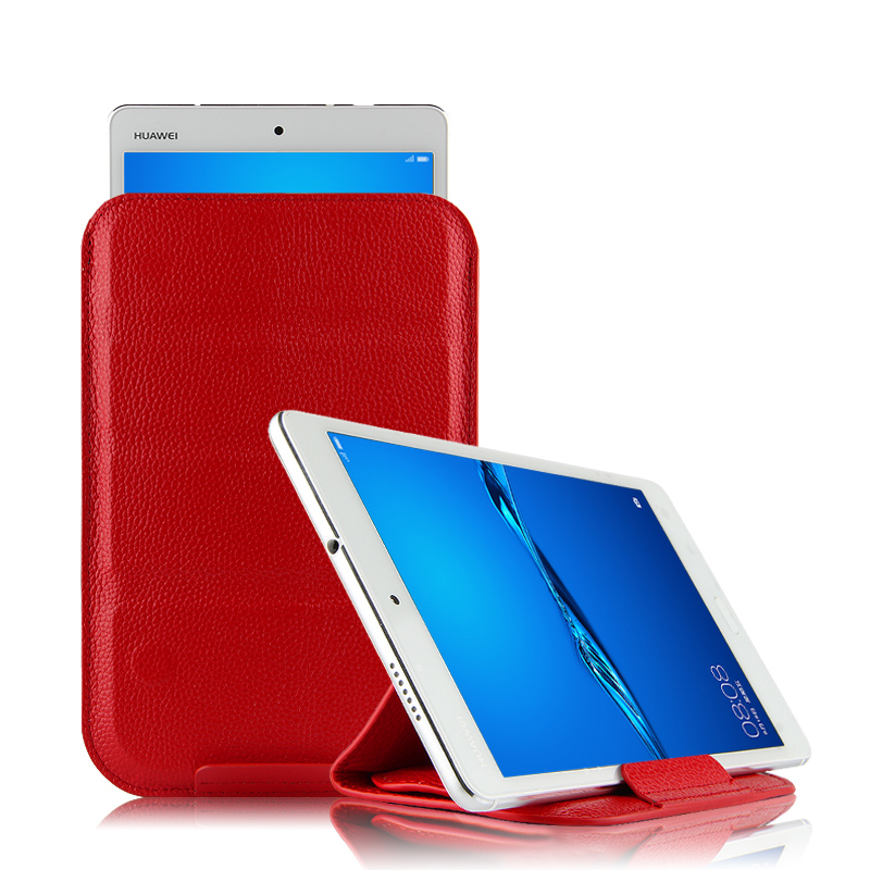 Case Cowhide Sleeve For Samsung Galaxy Tab A 8.0 T380 T385 SM-T380 SM-T385 8 Tablet Protective cover Genuine Leather Pouch Case cartoon colorful case for samsung galaxy tab a 8 0 t380 sm t385 2017 smart cover funda tablet stand pu leather shell film pen