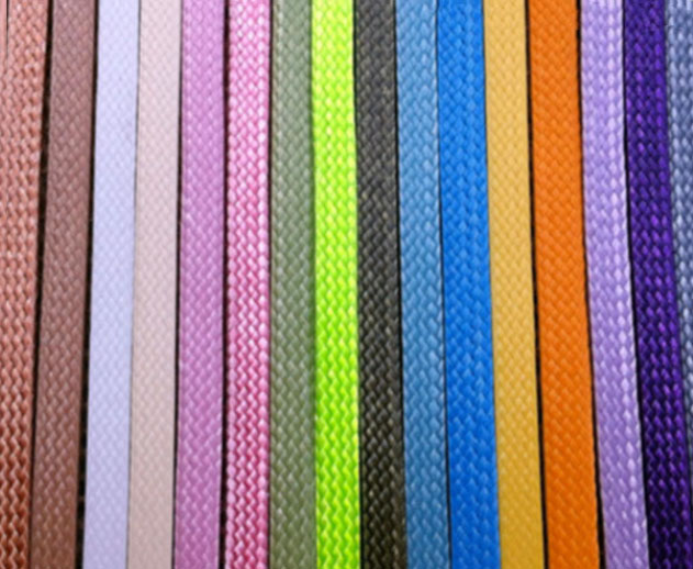 Aliexpress Com Buy 4mm Flat Korea Polyester Waxed Cord