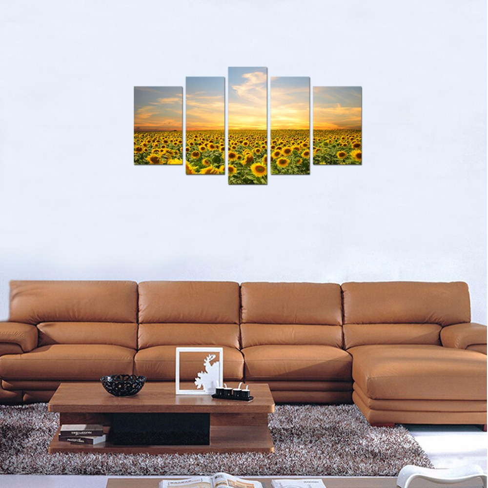 Home interiors and gifts framed art - Sunflower Framed Art