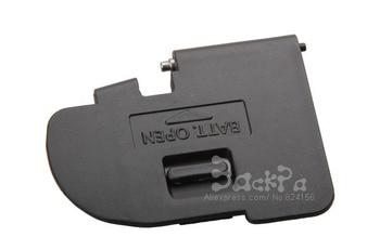 Wholesale 50pcs/Lot Camera Body Li-ion Battery Cover for 5D2 5DII 5D Mark II Camera Repair Part Accessories