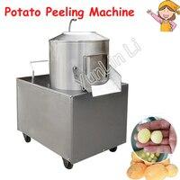 Коммерческие кожицеснимательная машина для картофеля 150 220 кг/ч популярных сладких Картофелечистка машина для чистки картофеля YQ 350