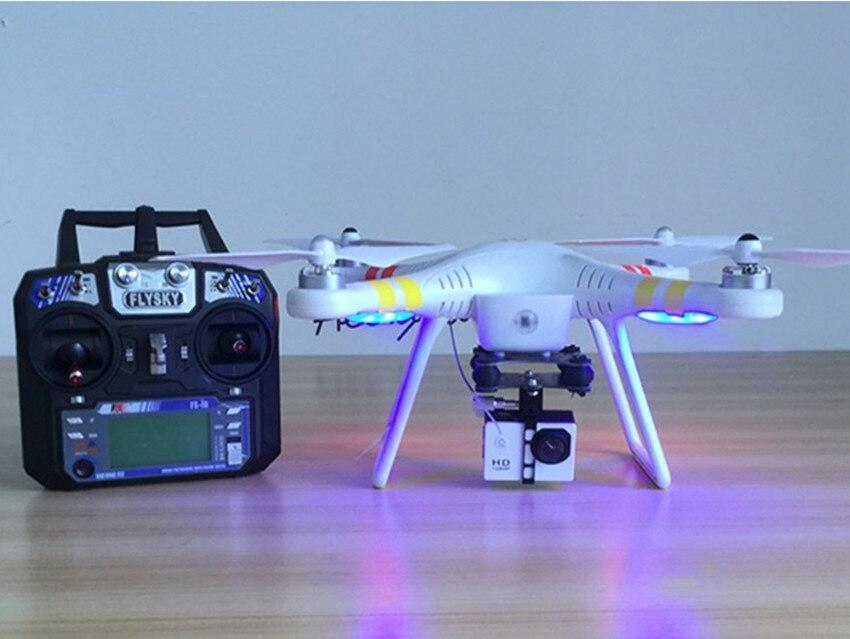 Newest Flysky FS i6 FS I6 2 4G 6ch RC Transmitter Controller w FS iA6 Receiver